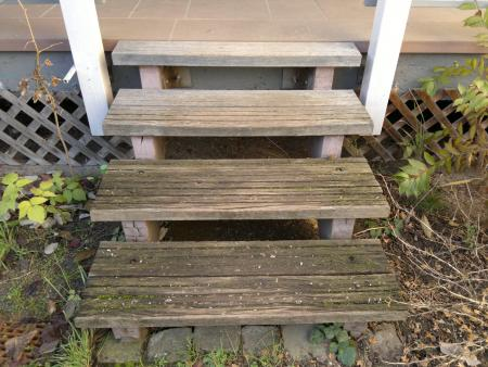 Wpc Dielen Mit Wpc Dielen Kleben Treppenstufen Wasklebtwasde