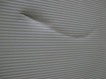 Fabulous Plexiglas 3 mm ,600 mmx1340mm mit auf lakiertes Alu kleben kleben BP12