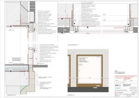 messing mit eloxiertes aluminium kleben fensterfassade. Black Bedroom Furniture Sets. Home Design Ideas