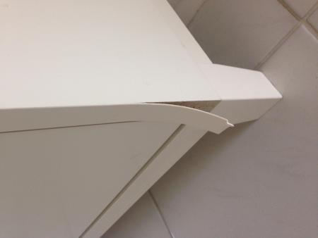 presspanplatte holz mit kunststoffurnier kleben furnier vom