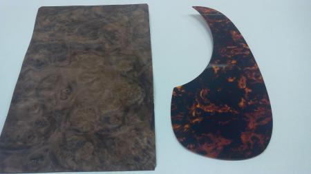 kunststoff mit furnierholz kleben gitarrenschlagbrett. Black Bedroom Furniture Sets. Home Design Ideas