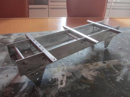 Turbo Metall (Messing und Aluminium) mit Metall (Aluminium und Aluminium PZ45