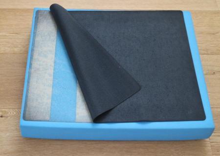 weich pvc gesch umt mit dicke pvc folie reparatur kleben airex balanced pad wiederankleben. Black Bedroom Furniture Sets. Home Design Ideas