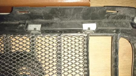 plastik mit verzinktes blech kleben k hlergrill mit wabenblech. Black Bedroom Furniture Sets. Home Design Ideas