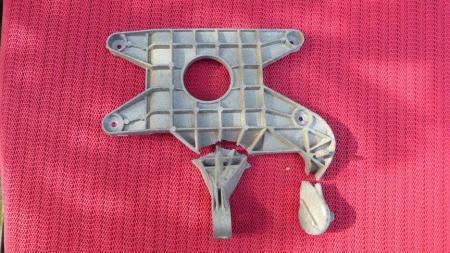 Aluminium Druckguss Mit Aluminium Druchguss Kleben Halterung Für Rückspiegel Wasklebtwas De